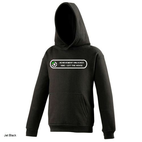 X-Box Achievement Left The House Hoodie