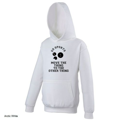Children's Go Sports Hoodie