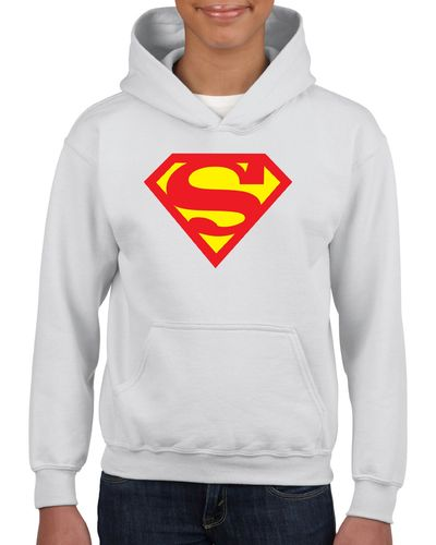 Children's Superman Hoodie
