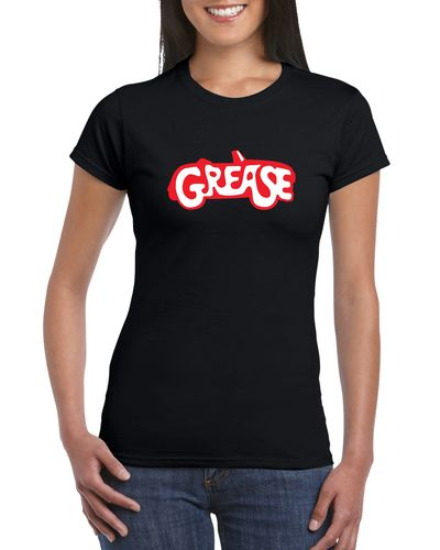 Grease Ladies T-shirt