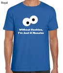 Without Cookies T-shirt